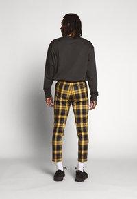 Topman - CHECK WHYATT - Kalhoty - multi-coloured - 2