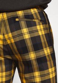 Topman - CHECK WHYATT - Kalhoty - multi-coloured - 5