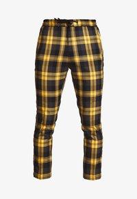 Topman - CHECK WHYATT - Kalhoty - multi-coloured - 4