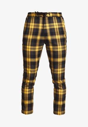 CHECK WHYATT - Trousers - multi-coloured