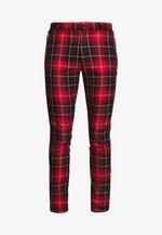 CHECK WHYATT - Kalhoty - multicolor