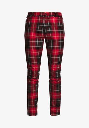 CHECK WHYATT - Trousers - multicolor