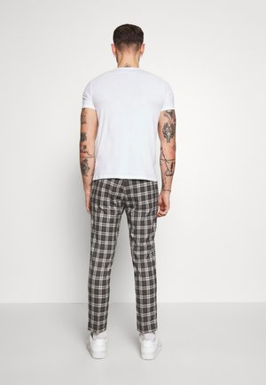 GREY HERITAGE JOGGER - Trousers - gray