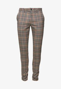 Topman - LARGE SCALE - Stoffhose - brown - 3