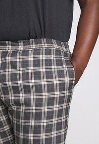 Topman - HERITAGE - Trousers - grey - 5