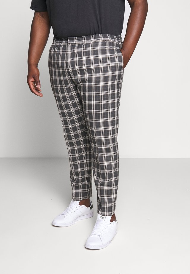 HERITAGE - Trousers - grey