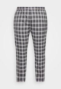 Topman - HERITAGE - Trousers - grey - 4