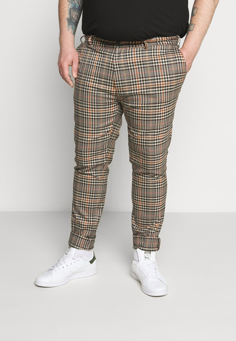 Topman - Trousers - black