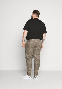 Topman - Trousers - black - 2