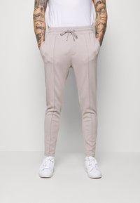 Topman - Teplákové kalhoty - grey - 0
