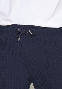 Topman - Pantaloni sportivi - navy - 4