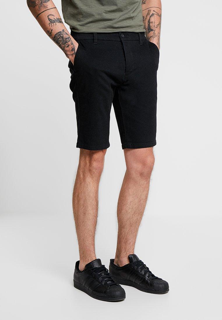 Topman - ARCHY - Shorts - black