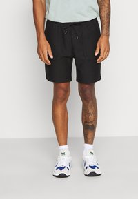 Topman - Shorts - black - 3