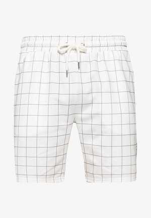 WINDOWPANE - Spodnie treningowe - white