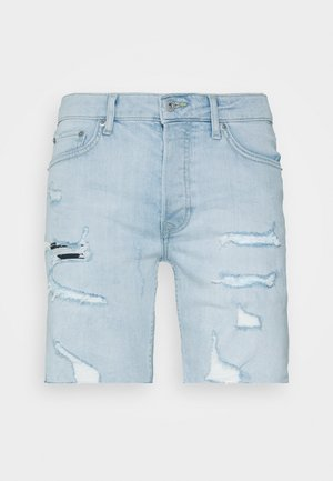 BLEACH - Shorts di jeans - light blue