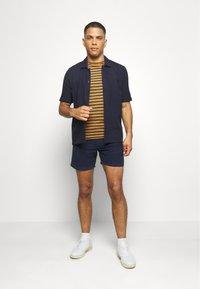 Topman - Shorts - navy - 1