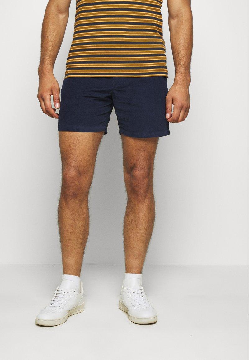 Topman - Shorts - navy