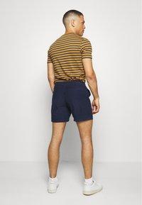 Topman - Shorts - navy - 2