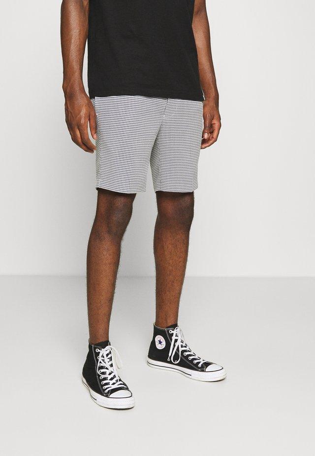 CHECK SEERSUCKER - Shorts - multi