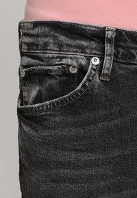 Topman - ARMANDO RIP - Jeans Skinny Fit - black - 5