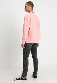 Topman - ARMANDO RIP - Jeans Skinny Fit - black - 2