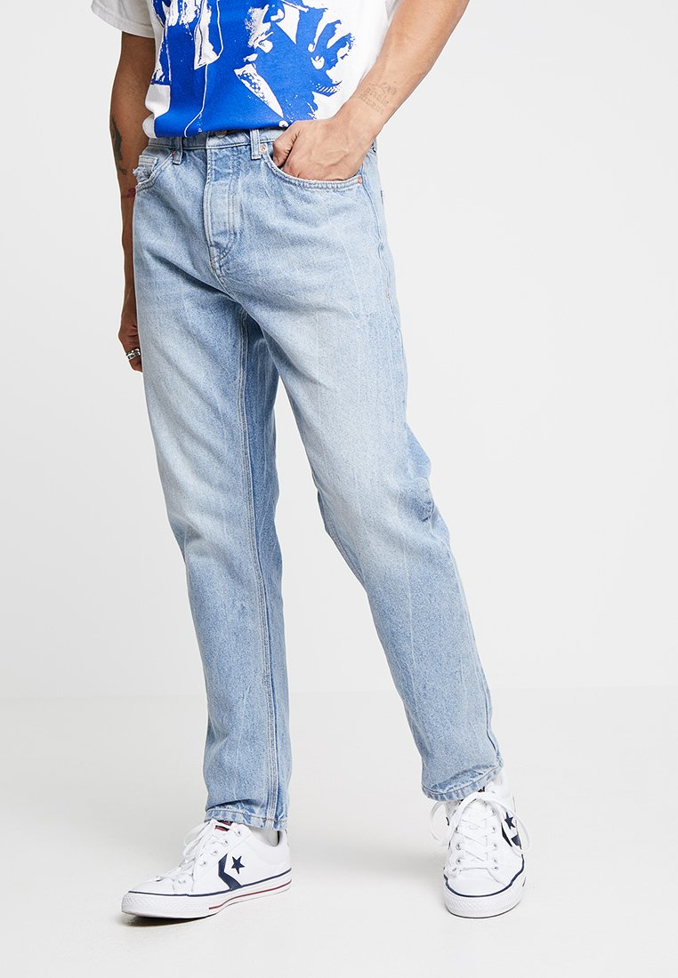 Topman - EROS - Jeans Tapered Fit - blue