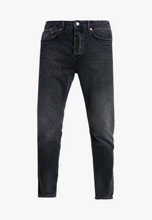 MEEKS RIGID - Jeans Tapered Fit - black