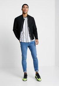 Topman - BLUE JEANS SKINNY FIT - Jeans Skinny Fit - blue - 1