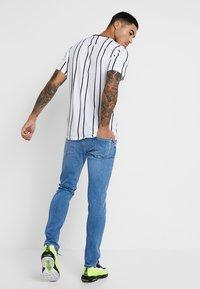 Topman - BLUE JEANS SKINNY FIT - Jeans Skinny Fit - blue - 2