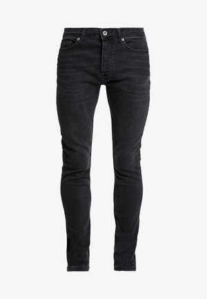 GREY JEANS SKINNY FIT - Jeans Skinny - grey