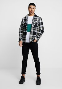 Topman - Jeans Skinny Fit - black - 1