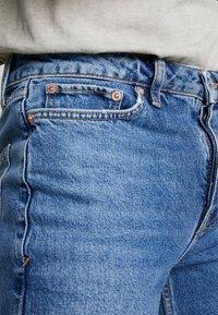 Topman - STRETCH SKINNY - Jeans Skinny Fit - blue denim - 5