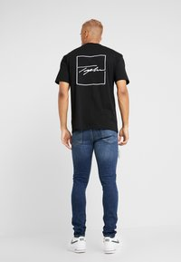Topman - EXTREME BLOW - Jeans Skinny Fit - blue - 2