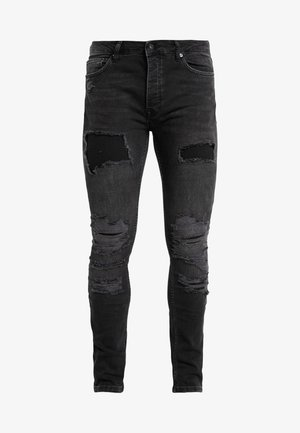 EXTREME BLOW - Jeans Skinny Fit - black