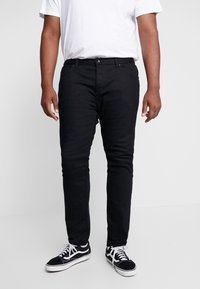 Topman - MORGAN  - Jeansy Slim Fit - black - 0