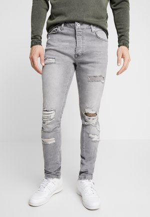 EXTREME BLOW - Jeans Skinny Fit - grey