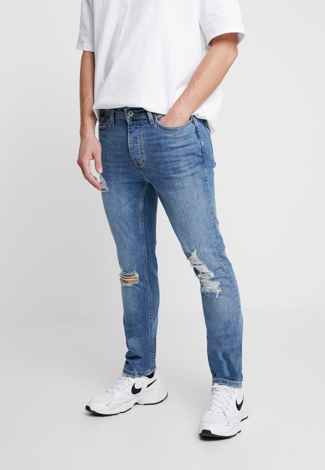 MULTI  RIP - Jeans Skinny Fit - mid wash