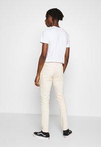 Topman - ECRU - Jeans Skinny Fit - ecru - 2
