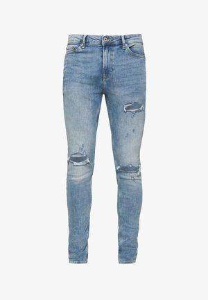 RIP SPRAY - Slim fit jeans - blue