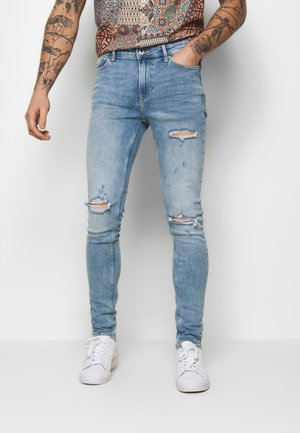 RIP SPRAY - Slim fit jeans - blue
