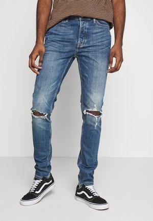 BLOWOUT - Skinny džíny - blue