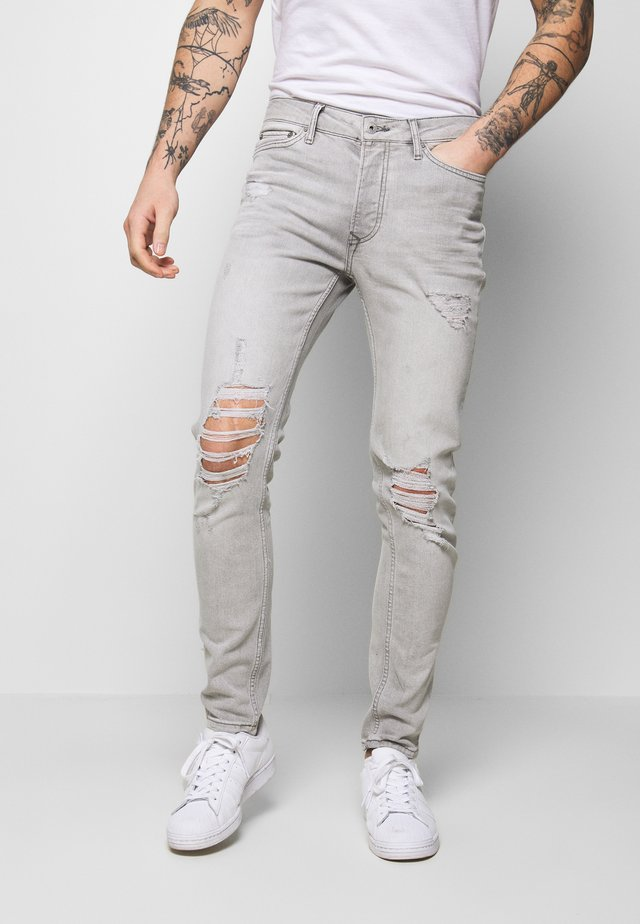 WASH EXTREME - Jeans Skinny Fit - grey