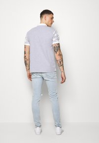 Topman - WASH EXTREME - Jeans Skinny Fit - light wash - 2