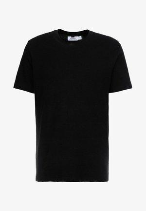 OTTOMAN TEE - Basic T-shirt - black