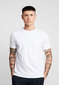 Topman - 3 PACK - T-shirts basic - white - 2