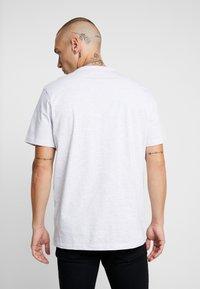 Topman - 7 PACK - Jednoduché triko - black/white/light grey melange - 3