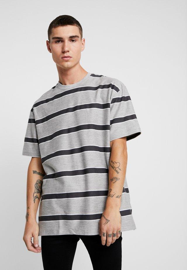 LOOP  - T-shirt con stampa - grey