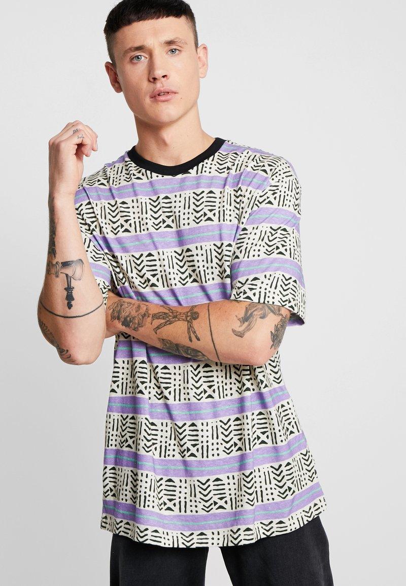 Topman - T-Shirt print - multi-coloured