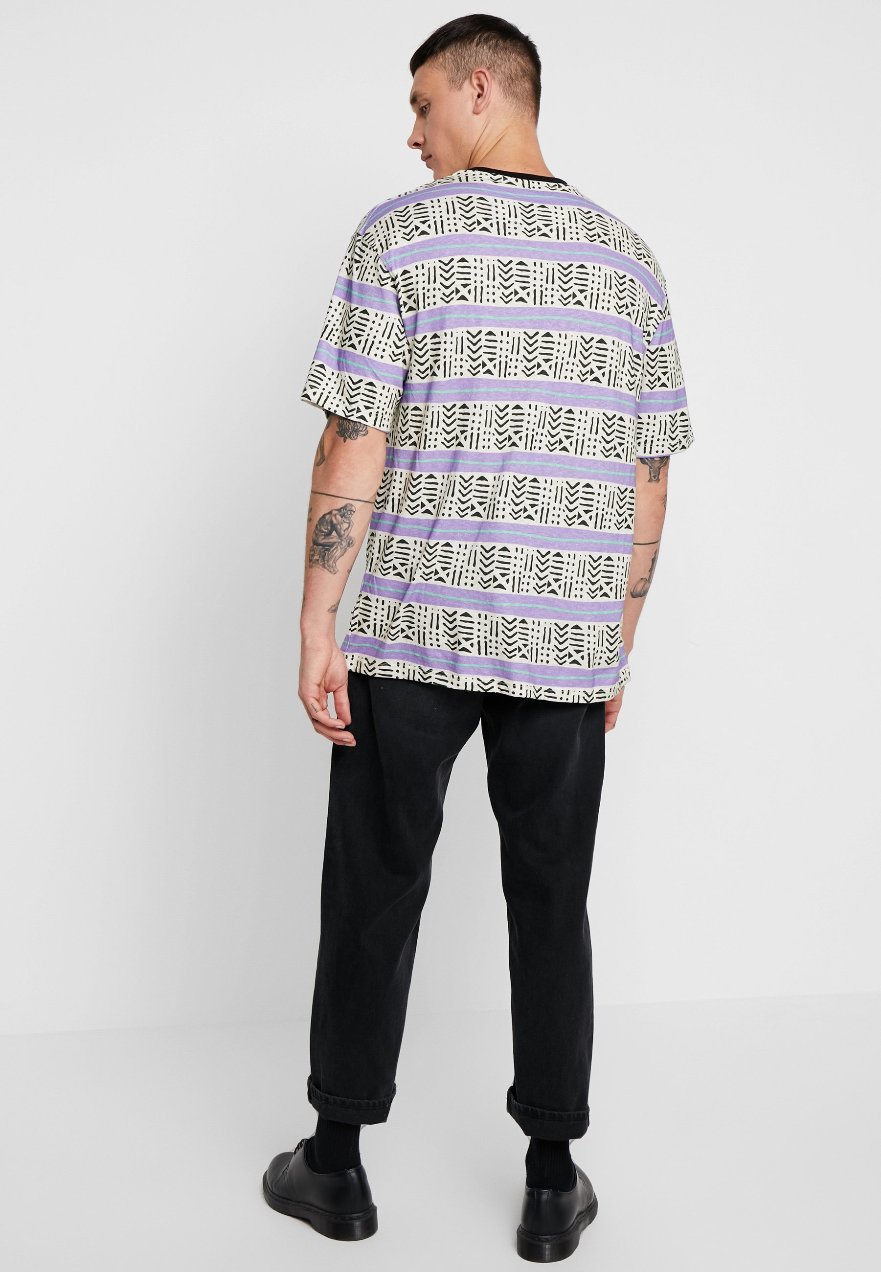 ImpriméMulti coloured T shirt Topman yvIY7bf6g