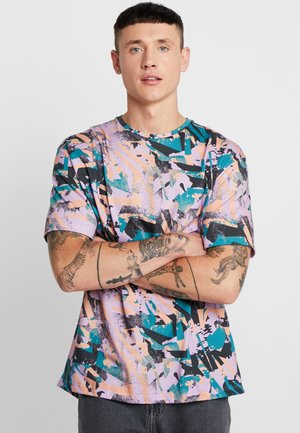 PAINT TEE - T-shirt print - multi-coloured